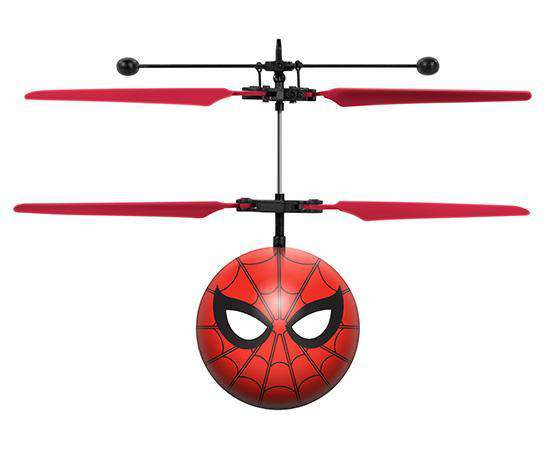 Marvel Licensed Spider-Man Homecoming IR UFO Heli Ball