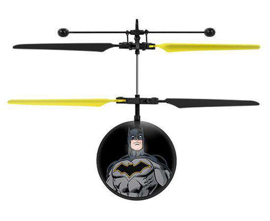 DC Justice League Batman IR UFO Ball Helicopter