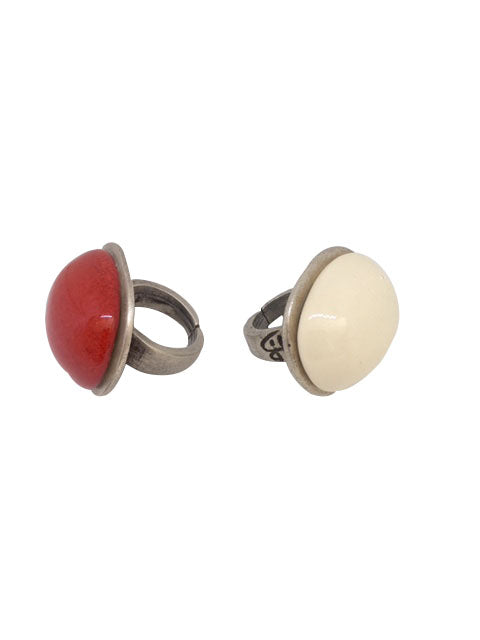 French Ceramic Rings