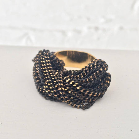 Sandrine de Montard Chain Ring - SOLD OUT