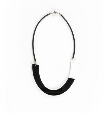 Carla_M Crosses Ellipses Necklace