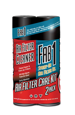 AIR FILTER MAINTENANCE COMBO - Evolution Products and Designs