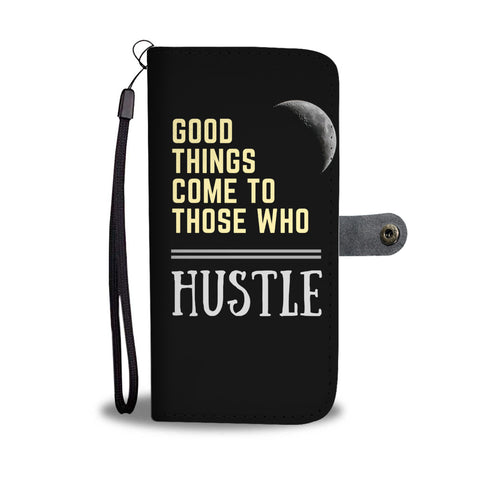 Hustle Wallet Case