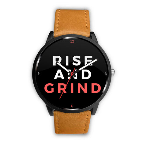Rise And Grind Watch