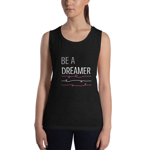 Dreamer Ladies' Muscle Tank