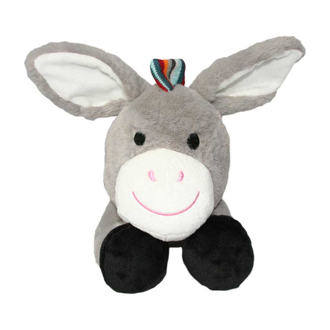Zazu Heartbeat Soft Toy Comforter Don the Donkey