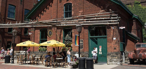 Balzac's Coffee Roasters - Distillery District