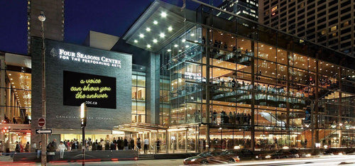 Canadian Opera Company - Four Seasons Centre