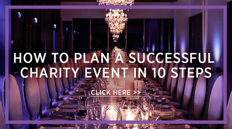 Plan A Charity Event