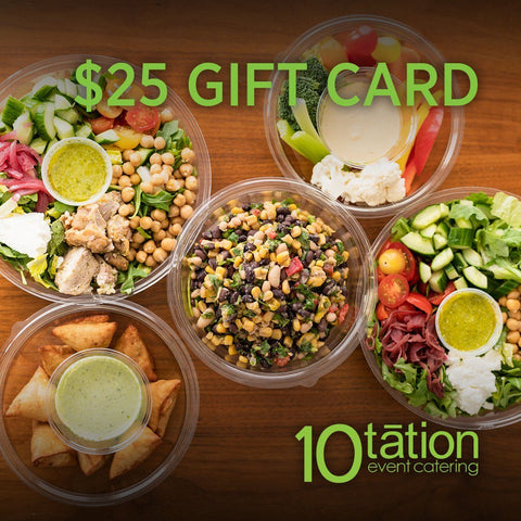 $25 Gift Card Gift Card 10tationGiftCard