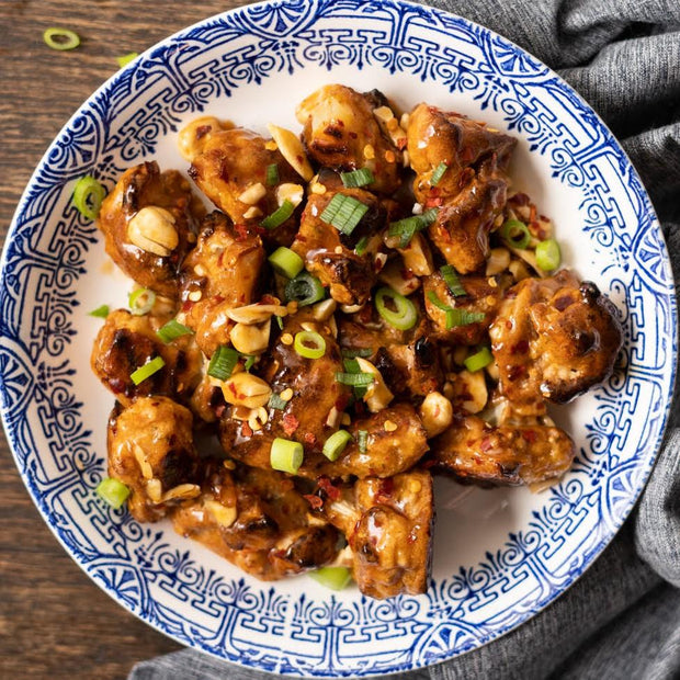 Kung Pao Cauliflower serves02 10tationHome