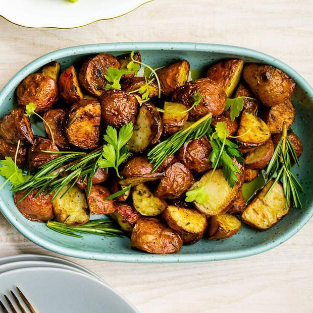 Roasted Potatoes Lunch 10tation