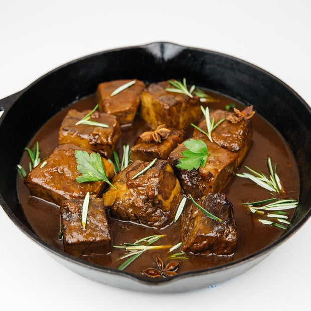 Short Ribs in Jus 2portions 10tationHome