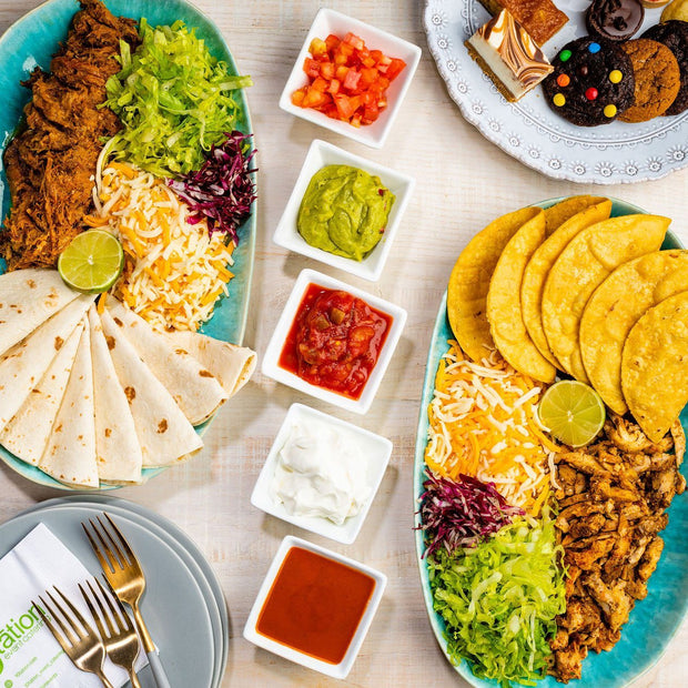 Taco Kit serves4 10tationHome