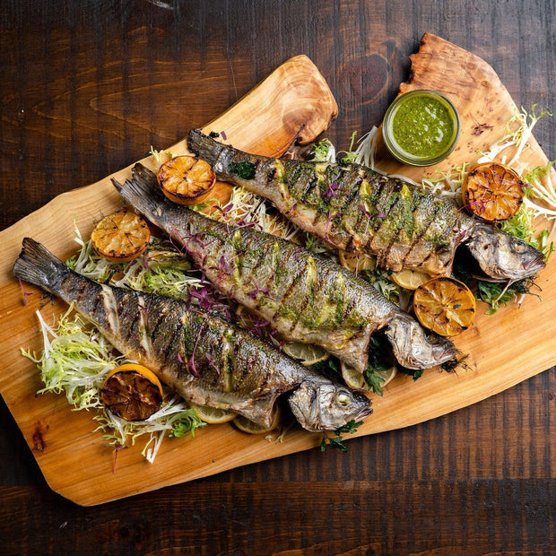Whole Roasted Branzino serves2 10tationHome