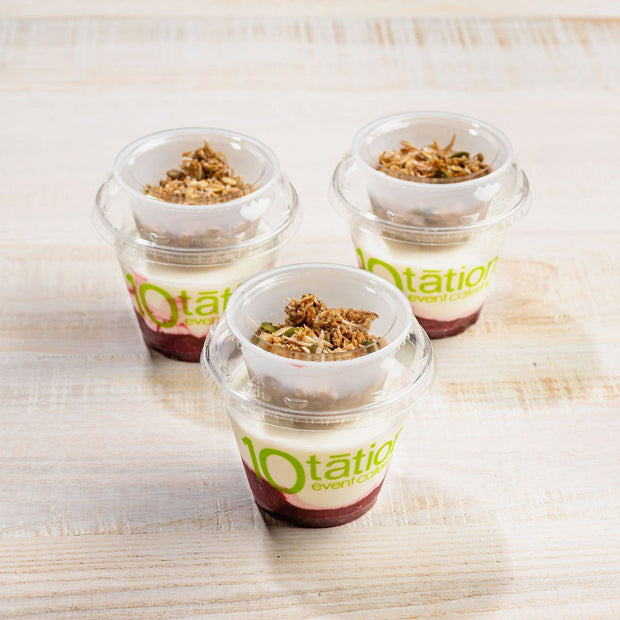 Yogurt Parfaits serves4 10tationHome