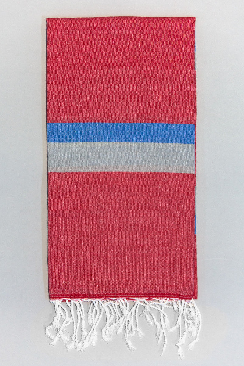 Knidos Collection Turkish Bath Towel 1