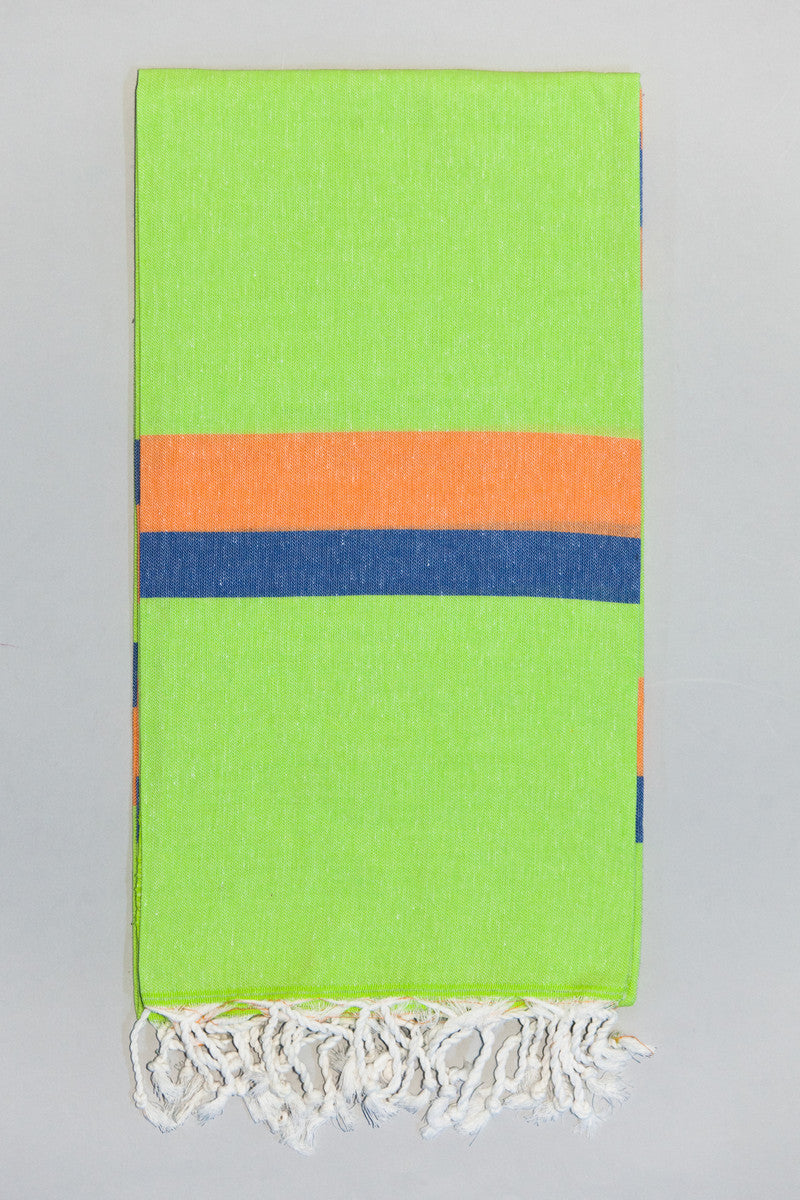 Knidos Collection Turkish Bath Towel 2