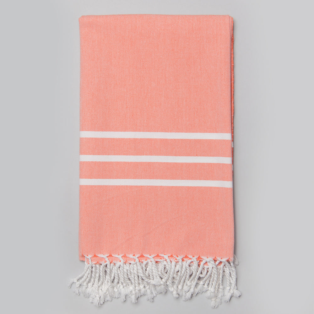 Coral Bath Towel – Antiochia Collection