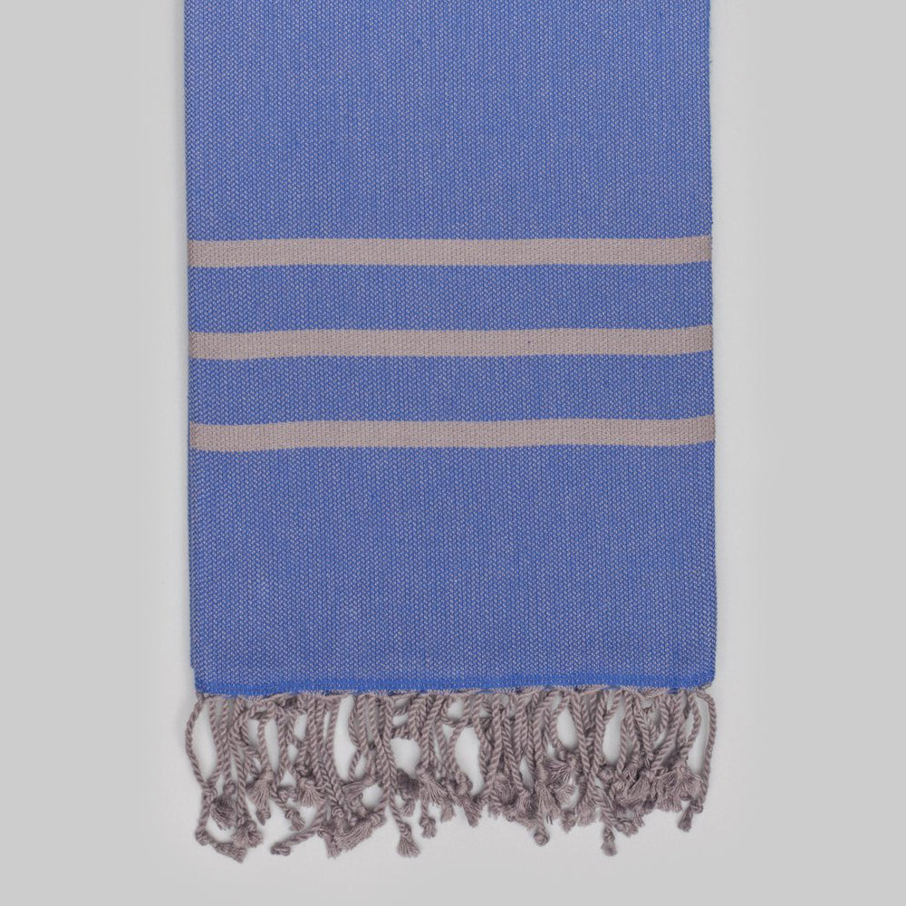 Blue Bath Towel – Antiochia Grey Collection