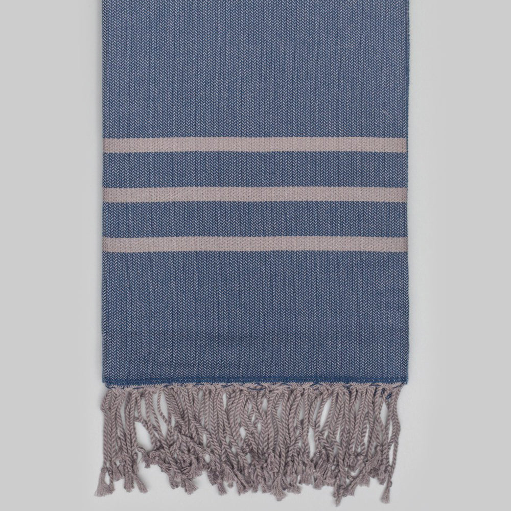 Navy Bath Towel – Antiochia Grey Collection