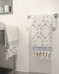 Sculpted Luxe Towel