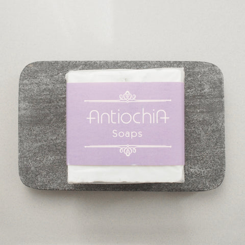 Olive Oil Bar Soap with Lavender