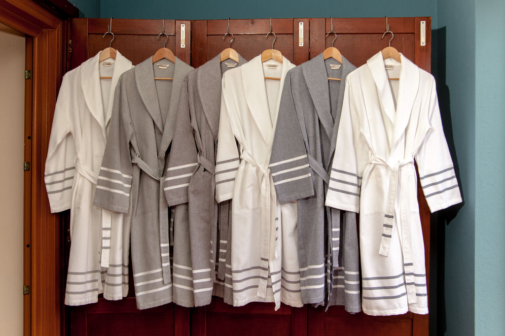 Antiochia Collection Turkish Bathrobes