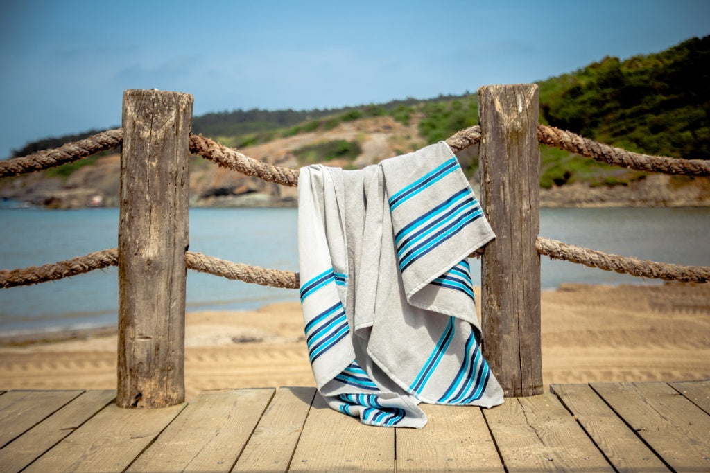 Myra Beach Towel