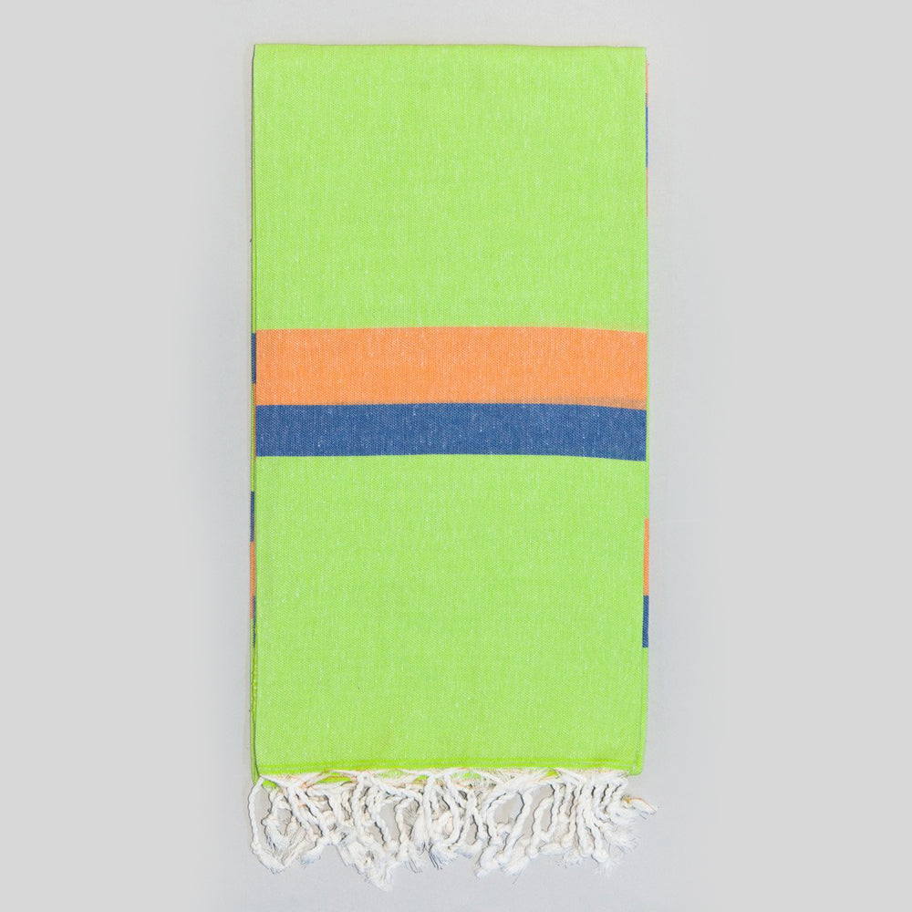 Lime Bath Towel – Knidos Collection