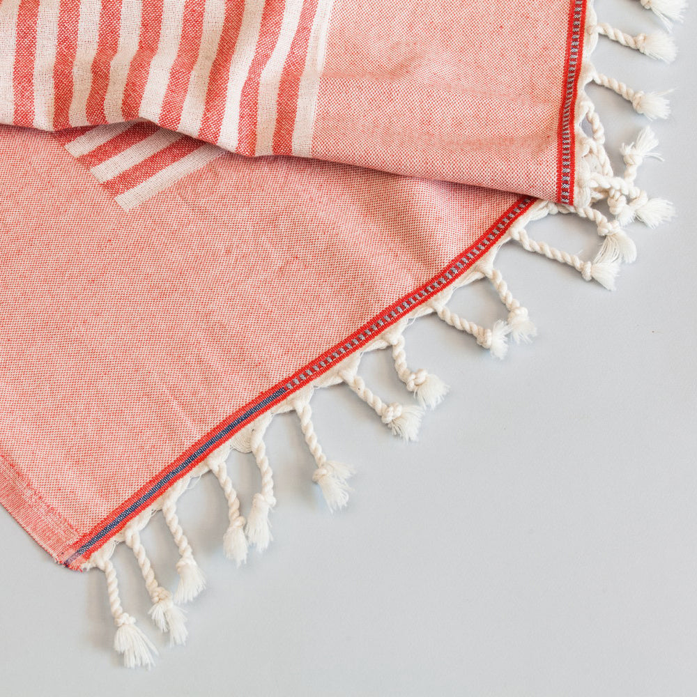 Coral Bath Towel – Lydia Collection