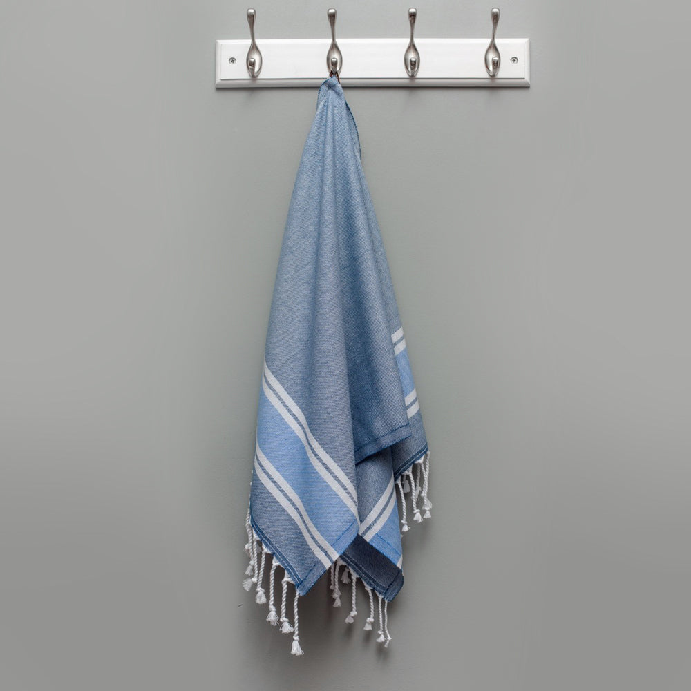 Navy Hand Towel – Myndos Collection