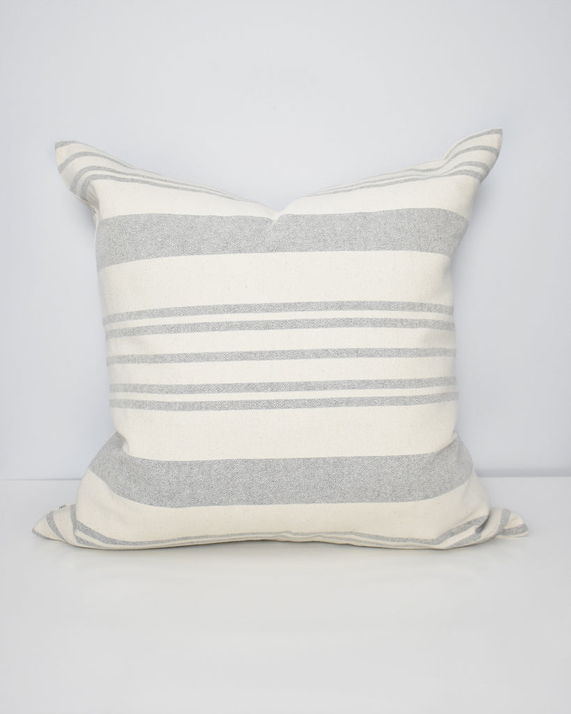 Reversible Stripes Pillow Cover