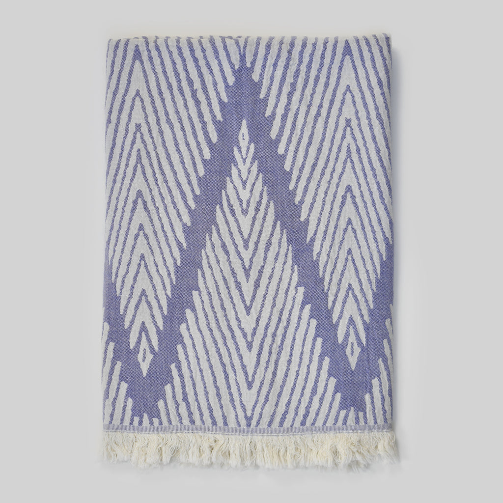 Periwinkle Bath Towel – Bindal Collection