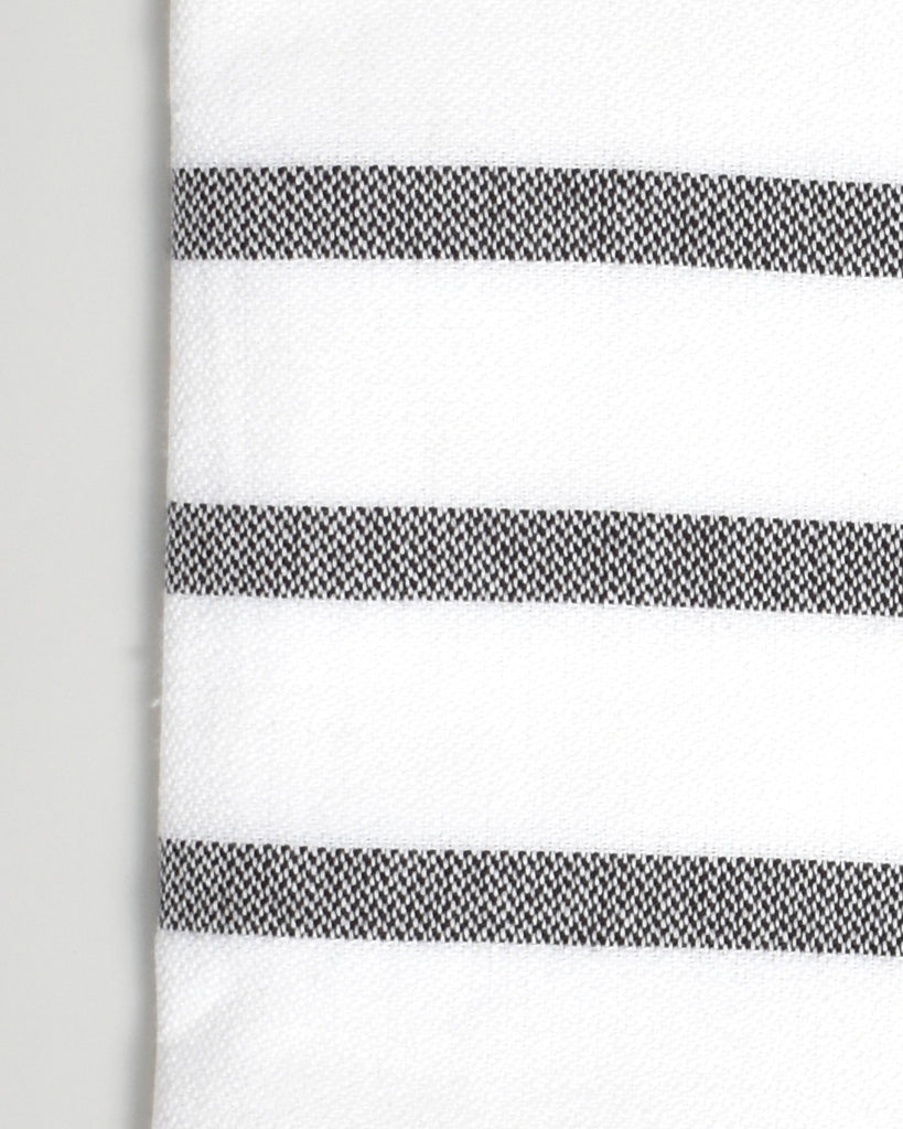 Antiochia White/Brown Bath Towel