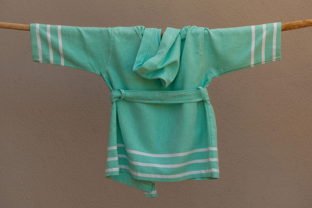 Antiochia Collection Kids Bathrobe
