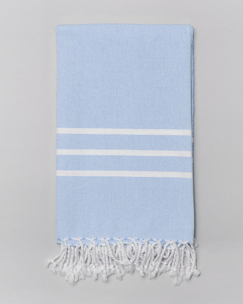 Antiochia Baby Blue Bath Towel