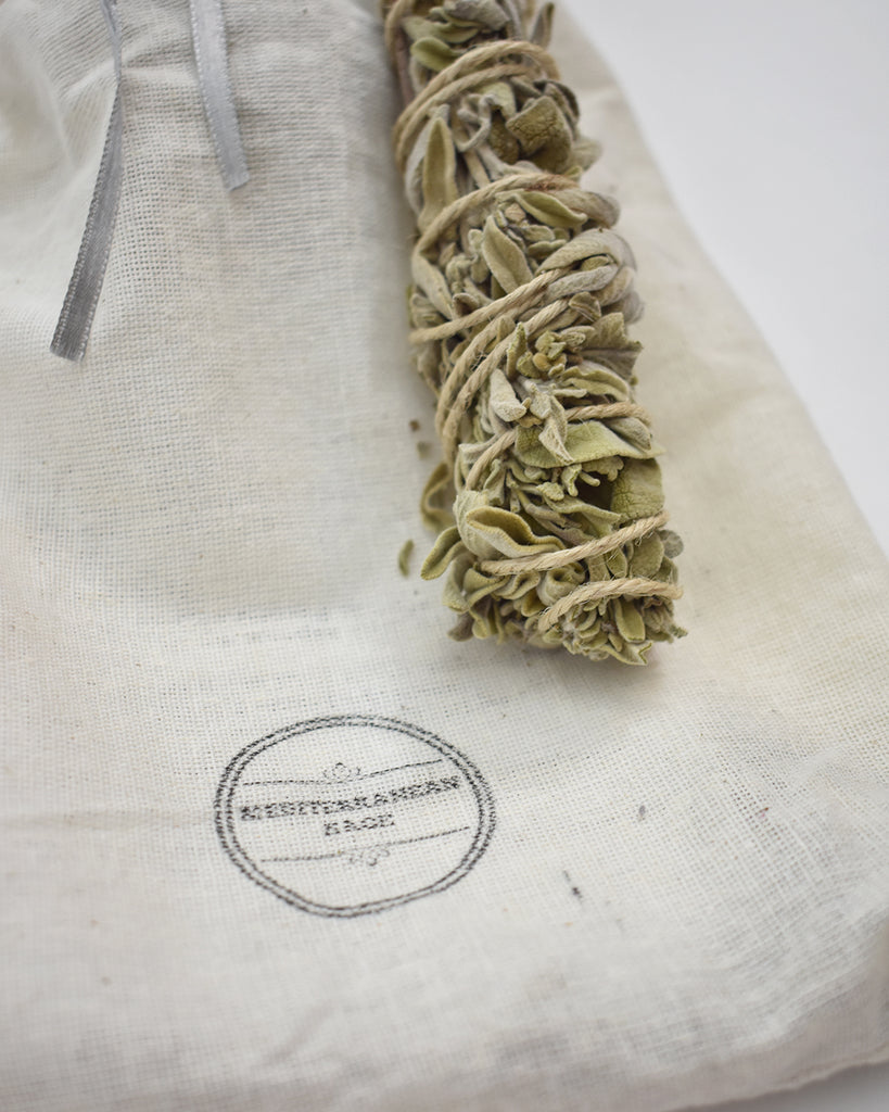 Mediterranean Sage Smudge Sticks