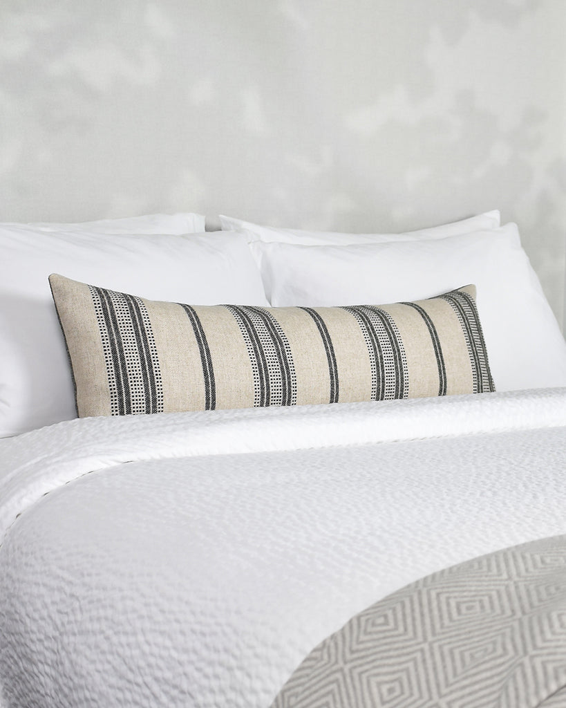 Prescott Long Lumbar Pillow Cover
