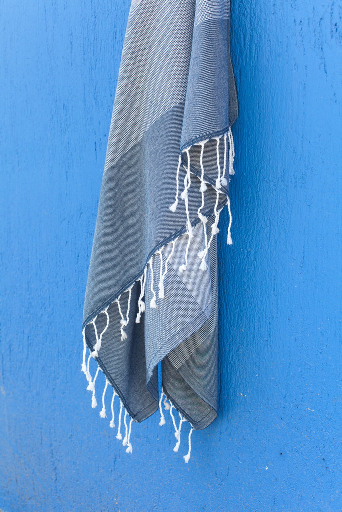 Ton-Sur-Ton Collection Bath Towel