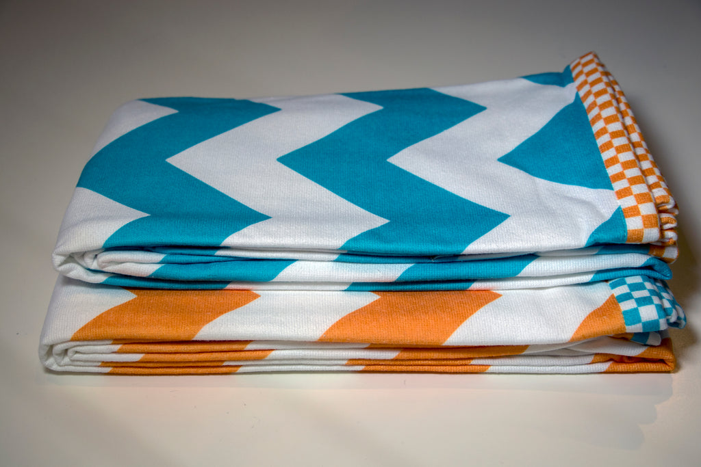 ZigZag Terry Towel