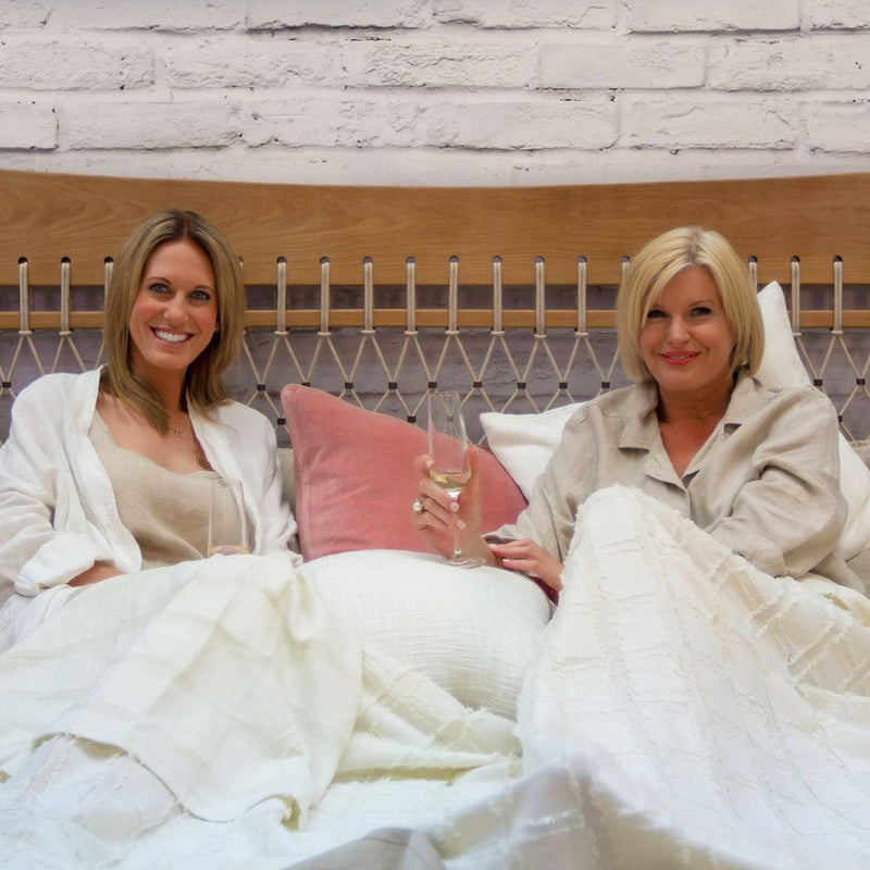 IN BED WITH EADIE - KATE FROM K MODE INTERIORS