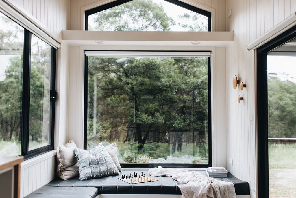 Wildernest Tiny House Day bed