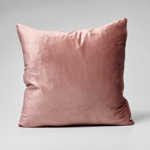 Precious Velvet Cushion - Rose Gold