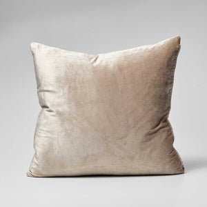 Precious Velvet Cushion - Soft Gold