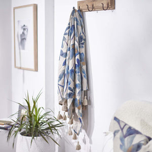 Eadie Lifestyle's Tulip Linen Throw