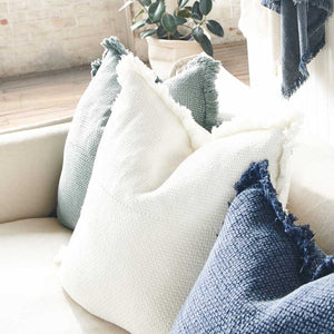 Chelsea Cushion - White