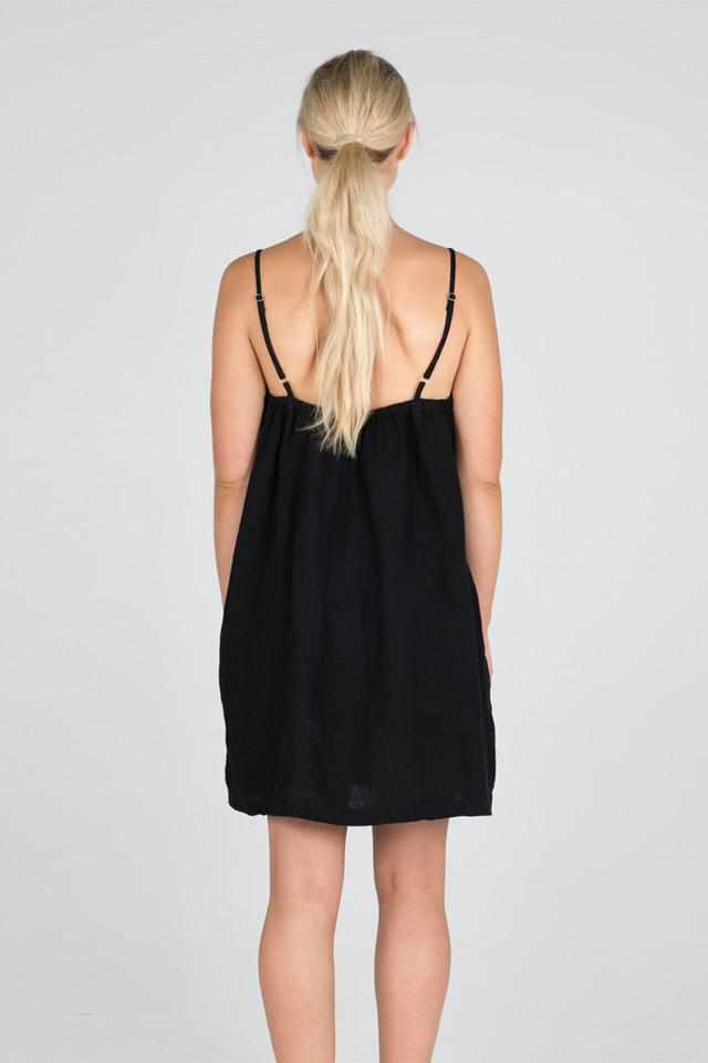 Black The Linen Slip - Black Black / S/M,Black / M/L