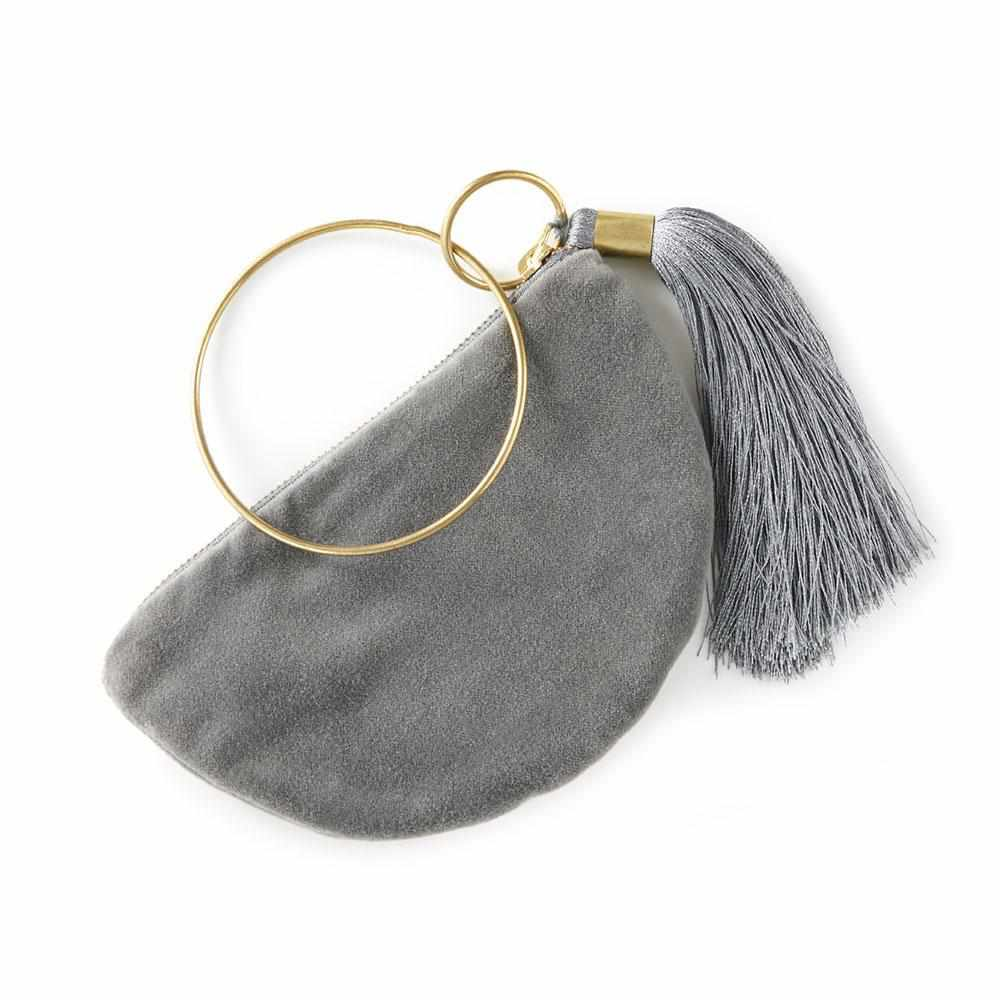 Bangle Purse - Slate Apparel Bags and Accessories