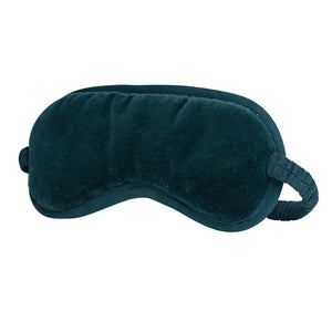 Lynette (Velvet) Eye Mask - Ocean Apparel Bags and Accessories
